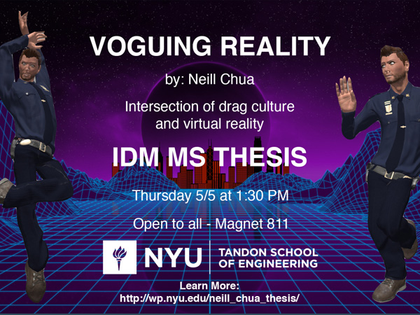 Voguing Reality